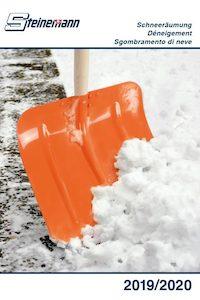 Steinemann Schneekatalog